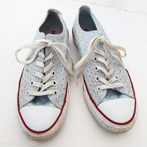 Converse CT Ox Fountain Blue sneakers